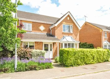 Thumbnail 4 bed detached house to rent in Marconi Way, St.Albans