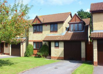 Thumbnail 4 bed detached house for sale in Lavender Close, Thornbury