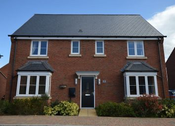 Thumbnail 4 bed detached house for sale in Blackburn Way, West Wick, Weston-Super-Mare