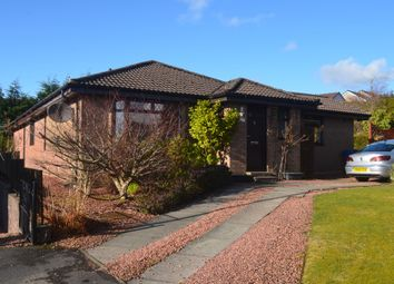 Thumbnail 4 bed bungalow for sale in Broomhill Crescent, Alexandria, Argyll And Bute