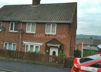 Thumbnail 2 bed semi-detached house to rent in East Clere, Langley Park, Durham