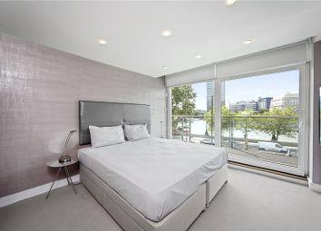 Thumbnail 2 bed flat to rent in Albert Embankment, London