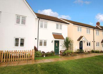 Thumbnail 3 bed semi-detached house for sale in Avey Walk, Stanton, Bury St Edmunds