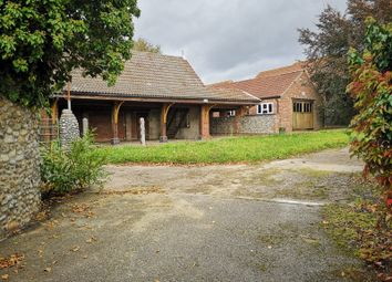Thumbnail 4 bed detached house for sale in Eagle Road, Erpingham, Norwich