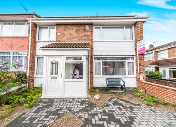 Thumbnail 3 bed end terrace house for sale in Chepstow Walk, Hartlepool