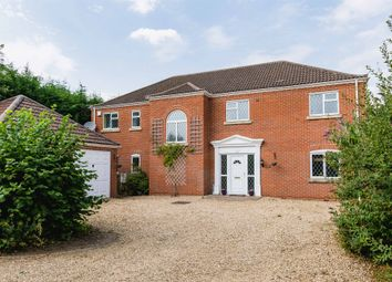 Thumbnail 5 bed detached house for sale in Holywell Way, Longthorpe, Peterborough