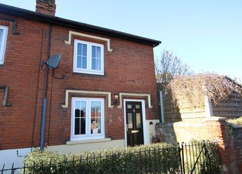 Thumbnail 2 bedroom end terrace house for sale in High Street, Sproughton, Ipswich, Suffolk