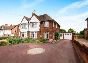 Thumbnail 4 bed semi-detached house for sale in Sutton Road, Walsall, West Midlands