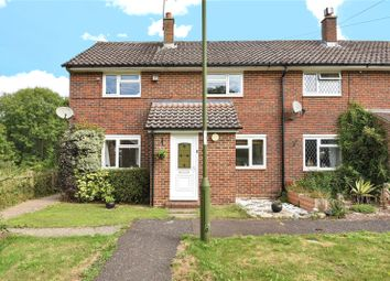Thumbnail 3 bed end terrace house for sale in Langhurst Close, Horsham, West Sussex