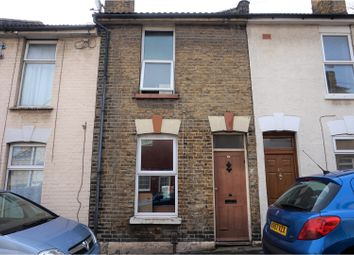 Thumbnail 2 bed terraced house for sale in Wykeham Street, Rochester