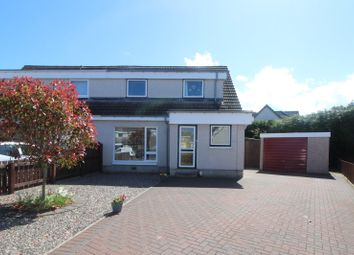 Thumbnail 4 bed property for sale in Forbeshill, Forres