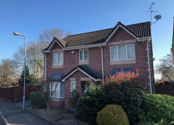 Thumbnail 4 bed detached house to rent in Coed Y Wenallt, Rhiwbina, Cardiff