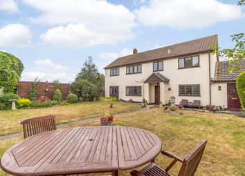 Thumbnail 4 bed detached house for sale in Back Lane, Kingston Seymour, North Somerset