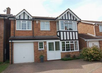 Thumbnail 4 bedroom detached house for sale in White Doe Drive, Moulton, Northampton