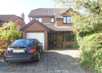 Thumbnail 4 bed detached house to rent in Flatt Lane, Prenton