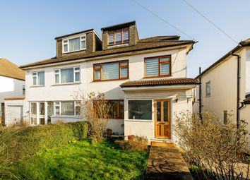 Thumbnail 4 bed semi-detached house for sale in Bittacy Rise, Mill Hill