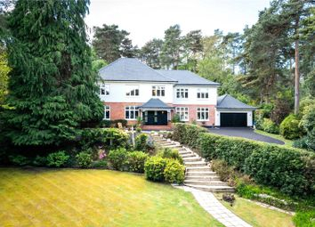 Thumbnail 5 bed detached house for sale in Leicester Road, Branksome Park, Poole, Dorset
