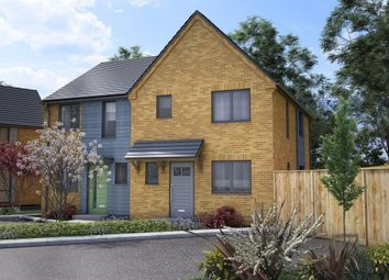 Thumbnail 3 bed semi-detached house for sale in Smithurst Road, Giltbrook, Nottingham