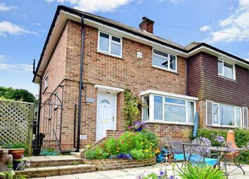 Thumbnail 3 bed semi-detached house for sale in Hill Road, Lewes, East Sussex