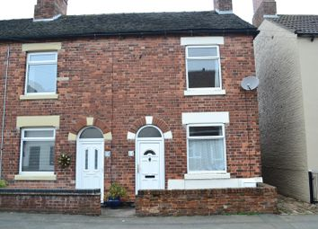 Thumbnail 2 bed terraced house for sale in Millfield Street, Woodville, Swadlincote