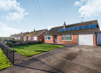 Thumbnail 3 bedroom detached bungalow for sale in Brickenhole Lane, Walkeringham, Doncaster