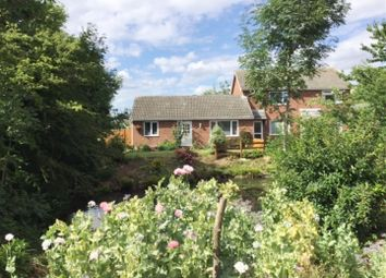 Thumbnail 2 bed bungalow for sale in Central Crescent, Hethersett, Norwich