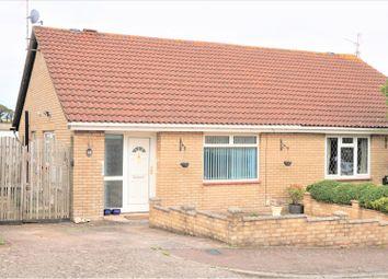 Thumbnail 2 bedroom bungalow for sale in Brean Close, Penarth