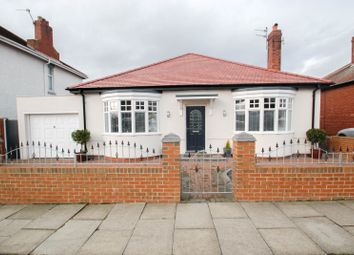 Thumbnail 3 bedroom bungalow for sale in St. Peters Avenue, South Shields