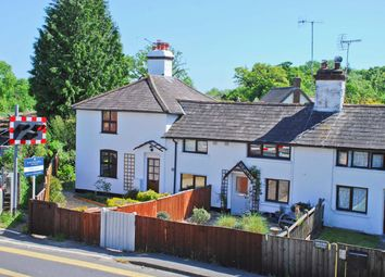Thumbnail 2 bed end terrace house for sale in Lymington Road, Brockenhurst