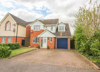 5 bed detached house for sale in Burley Hill, Church Langley, Harlow, Essex CM17