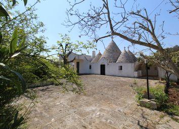 Thumbnail 4 bed country house for sale in Contrada Taglialascia Snc, Ceglie Messapica, Brindisi, Puglia, Italy
