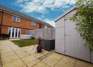 Buckthorn Crescent, Didcot OX11. 2 bed semi-detached house for sale