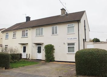 Thumbnail 3 bed semi-detached house for sale in The Slade Greens, Eyres Monsell, Leicester