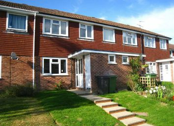 Thumbnail 3 bed terraced house to rent in Gilroy Close, Newbury