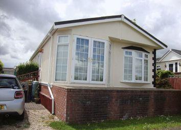 2 bed mobile/park home for sale in Resugga Green Residential Homes Park, Resugga Green, St. Austell PL26