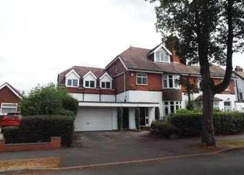 Thumbnail 6 bedroom semi-detached house for sale in Middleton Road, Streetly, Sutton Coldfield, West Midlands
