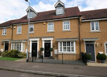 Thumbnail 3 bed terraced house for sale in Hubberd Road, Little Canfield, Dunmow
