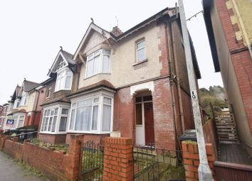 Thumbnail 4 bed semi-detached house for sale in Ashburnham Road, Luton