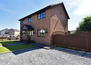 Thumbnail 4 bedroom detached house for sale in Crymlyn Road, Llansamlet Swansea, Swansea