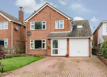 Thumbnail 4 bed detached house for sale in Mill Grove, Whissendine, Oakham