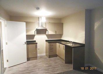 Thumbnail 2 bed flat to rent in Lostock Court, Ward Street, Lostock Hall, Preston