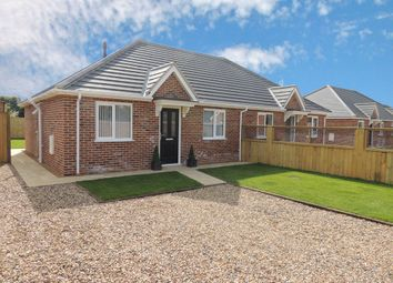 Thumbnail 2 bed semi-detached bungalow for sale in Garden Lane, Worlingham, Beccles