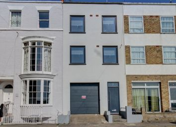 Thumbnail 4 bed terraced house for sale in Kent Terrace, Ramsgate