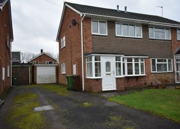 Thumbnail 3 bedroom property to rent in Twyford Grove, Wednesfield, Wolverhampton