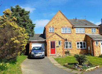 Thumbnail 3 bedroom semi-detached house for sale in Lavant Road, Stone Cross, Pevensey