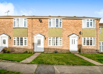Thumbnail 2 bed terraced house for sale in Quebec Close, Bexhill-On-Sea