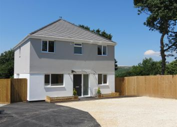 Thumbnail 4 bed detached house for sale in St. Stephen, St Stephen