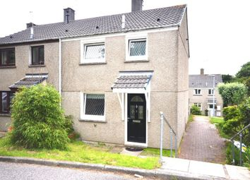 Thumbnail 3 bed end terrace house for sale in Charles Avenue, Falmouth