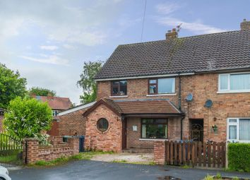 Thumbnail 3 bed end terrace house for sale in Sturgess Close, Ormskirk