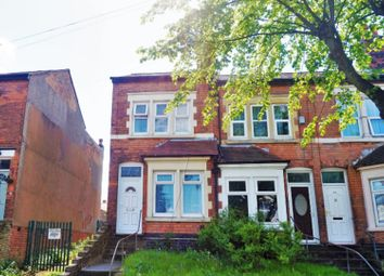 Thumbnail 2 bed end terrace house for sale in Rosary Road, Birmingham